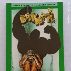Cómics: BANNER EL INCREÍBLE HULK RICHARD CORBEN FORUM. Lote 266905034