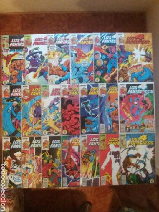 LOS 4 FANTASTICOS VOL.1 N°1 A 20 -FORUM- (Tebeos y Comics - Forum - 4 Fantásticos)