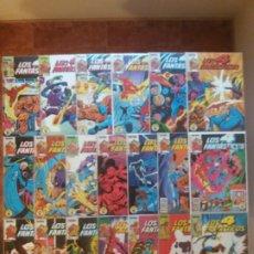 Comics : LOS 4 FANTASTICOS VOL.1 N°1 A 20 -FORUM-. Lote 266943369