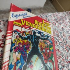Cómics: NUEVOS VENGADORES ESPECIAL NAVIDAD 1987. Lote 266977209