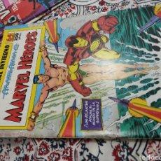 Cómics: ESPECIAL INVIERNO MARVEL HÉROES 1989. Lote 266977309
