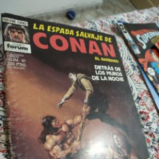 Cómics: AL ESPADA SALVAJE DE CONAN 91. Lote 266977434