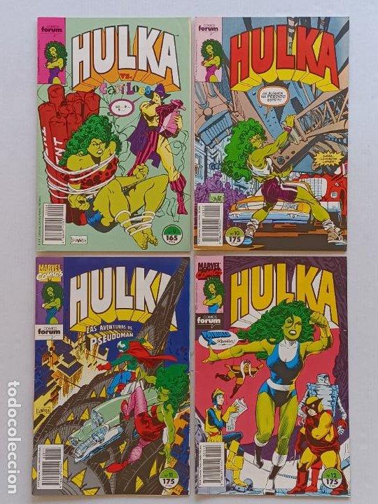 Cómics: HULKA COLECCIÓN COMPLETA FORUM - Foto 4 - 267077659