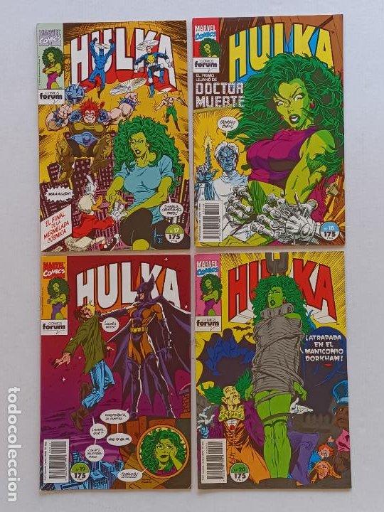 Cómics: HULKA COLECCIÓN COMPLETA FORUM - Foto 6 - 267077659