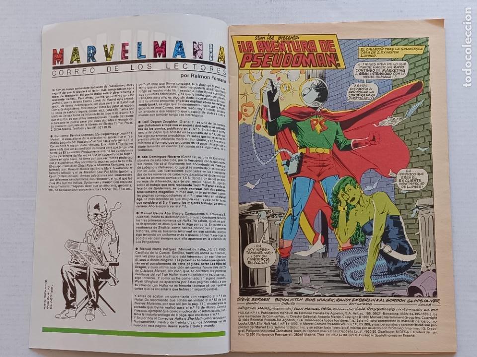 Cómics: HULKA COLECCIÓN COMPLETA FORUM - Foto 14 - 267077659