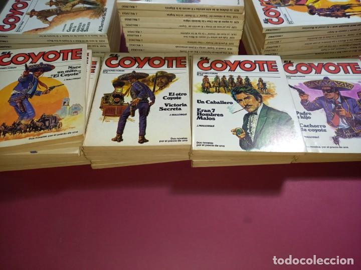 EL COYOTE 91 EJEMPLARES -FALTAN 5 PARA COMPLETAR COLECCION-EN BUEN ESTADO (Tebeos y Comics - Forum - Otros Forum)