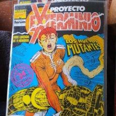 Cómics: PROYECTO EXTERMINIO NÚMERO 2 (LOS NUEVOS MUTANTES) FORUM. Lote 267174369