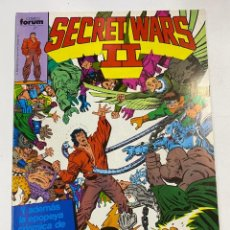 Fumetti: SECRET WARS II. Nº 39.- LAS GUERRAS SECRETAS CONTINUAN. COMICS FORUMS / MARVEL. Lote 267194404