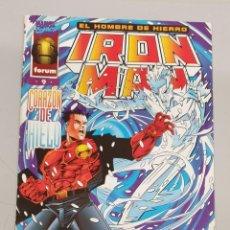Cómics: IRON MAN EL HOMBRE DE HIERRO VOL 3 Nº 9 / MARVEL - PANINI. Lote 267330529