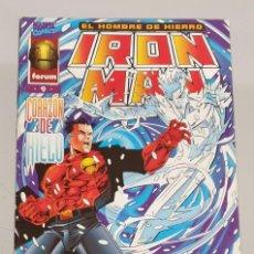 Cómics: IRON MAN EL HOMBRE DE HIERRO VOL 3 Nº 9 / MARVEL - PANINI. Lote 267330569