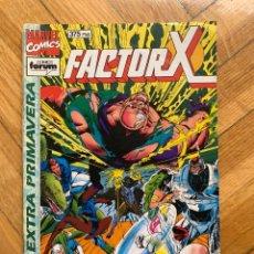 Cómics: FACTOR X EXTRA PRIMAVERA. Lote 267341679