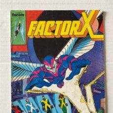 Comics: FACTOR X 22 - FORUM. Lote 267433659