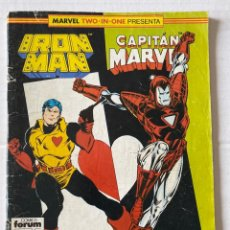 Cómics: IRON MAN 52 - MARVEL TWO IN ONE FORUM. Lote 267434099