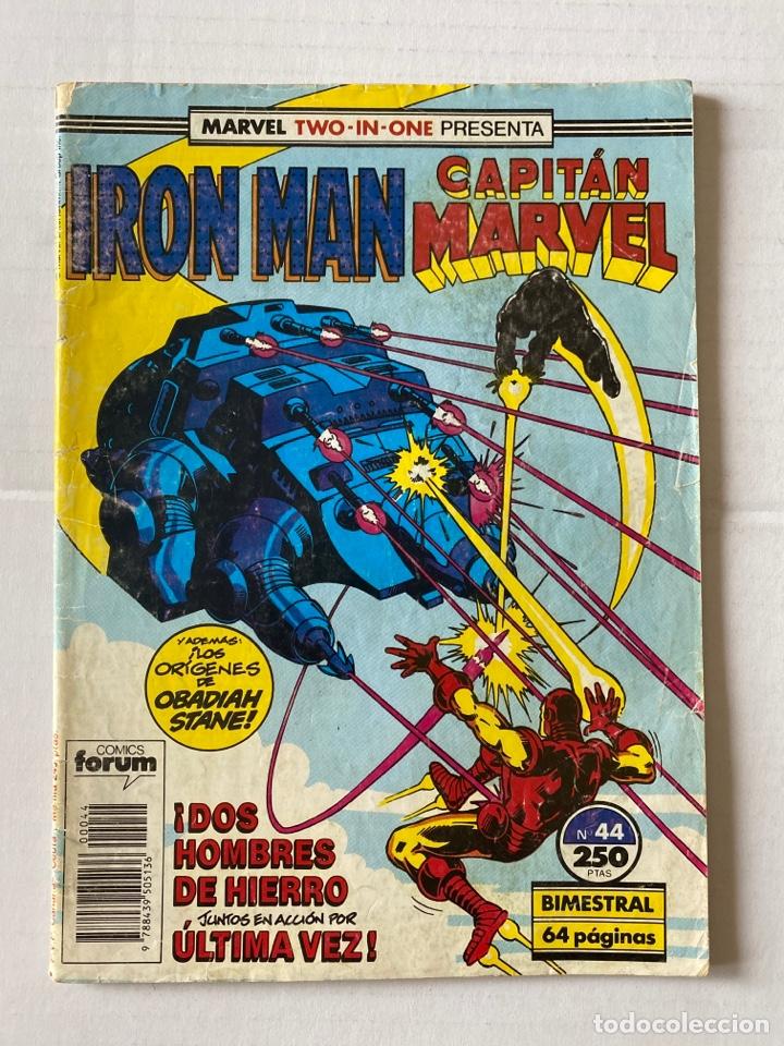 IRON MAN 44 - MARVEL TWO IN ONE FORUM (Tebeos y Comics - Forum - Iron Man)