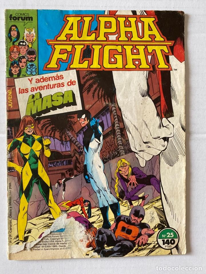 ALPHA FLIGHT 25 - FORUM (Tebeos y Comics - Forum - Alpha Flight)