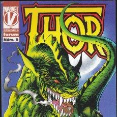 Cómics: THOR - VOL 2 - Nº 9 DE 12 - LOS HIJOS DE LUDWIG - FORUM -. Lote 267444664