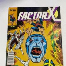 Cómics: FACTOR-X. Nº 6.- TOMAHAWK MOTOR LODO. COMICS FORUMS / MARVEL.. Lote 267540924
