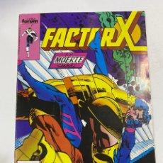 Cómics: FACTOR-X. Nº 33.- ¡MUERTE!. COMICS FORUMS / MARVEL.. Lote 267540944