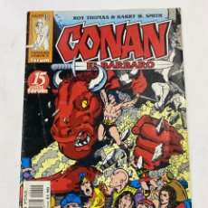 Comics: CONAN EL BÁRBARO. Nº 10.- ¡GUARDAOS DE LA IRA DEL DIOS TORO! FORUM. PLANETA DEAGOSTINI. Lote 267545524