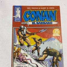 Comics: CONAN EL BÁRBARO. Nº 16.- ¡LA NOCHE DE LOS GIGANTES DE HIELO! FORUM. PLANETA DEAGOSTINI. Lote 267545899