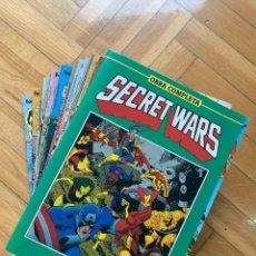 Comics: SECRET WARS COMPLETA I Y II - 50 NÚMEROS. Lote 267555274