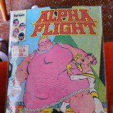 Comics: ALPHA FLIGHT VOLUMEN 1 NÚMERO 17 (FORUM). Lote 267711664