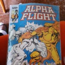 Comics: ALPHA FLIGHT VOLUMEN 1 NÚMERO 18 (FORUM). Lote 267711829