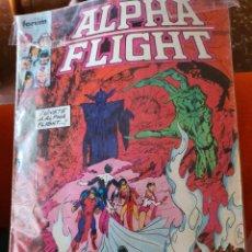 Comics: ALPHA FLIGHT VOLUMEN 1 NÚMERO 19 (FORUM). Lote 267712034