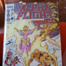 Comics: ALPHA FLIGHT VOLUMEN 1 NÚMERO 22 (FORUM). Lote 267712149