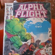 Comics: ALPHA FLIGHT VOLUMEN 1 NÚMERO 28 (FORUM). Lote 267712379