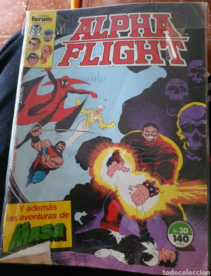ALPHA FLIGHT VOLUMEN 1 NÚMERO 30 (FORUM) (Tebeos y Comics - Forum - Alpha Flight)
