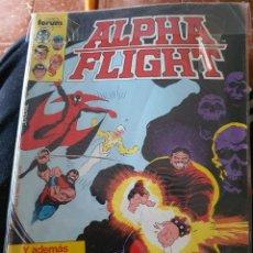 Comics: ALPHA FLIGHT VOLUMEN 1 NÚMERO 30 (FORUM). Lote 267712659