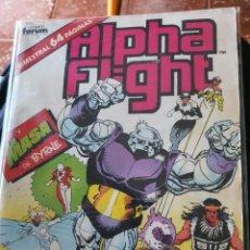 Cómics: ALPHA FLIGHT VOLUMEN 1 NÚMERO 35 (FORUM). Lote 267712819