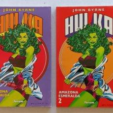Comics : HULKA AMAZONA ESMERALDA FORUM. Lote 267772254