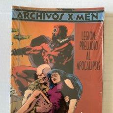 Cómics: ARCHIVOS X-MEN - PRELUDIO AL APOCALIPSIS - FORUM - DE KIOSKO, PRECINTADO. Lote 267888389