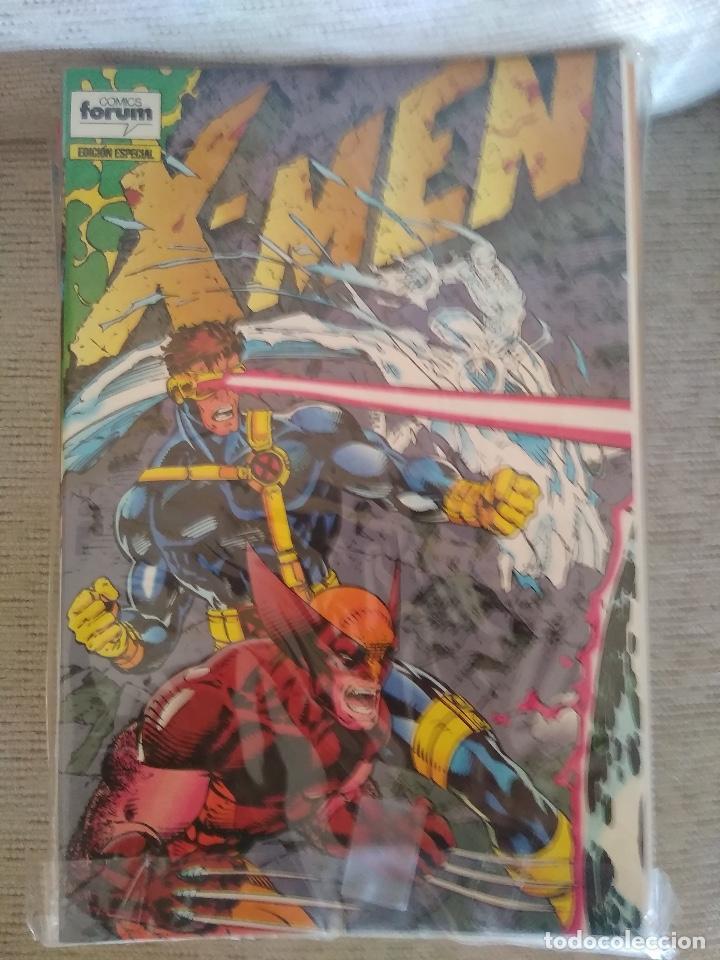 Cómics: X-MEN VOL 1. Nº 1 AL 40. COMPLETA. FORUM (Nº 1 EDICIÓN ESPECIAL) - Foto 2 - 267890764