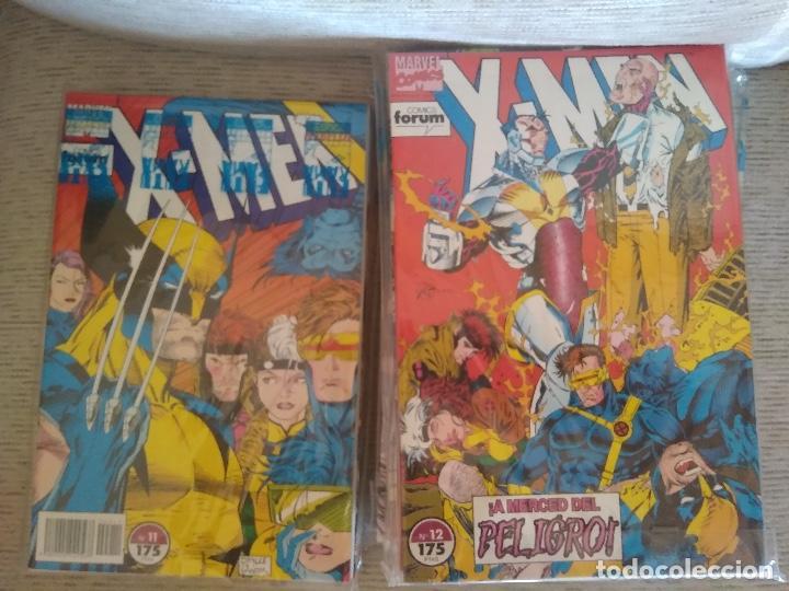 Cómics: X-MEN VOL 1. Nº 1 AL 40. COMPLETA. FORUM (Nº 1 EDICIÓN ESPECIAL) - Foto 3 - 267890764