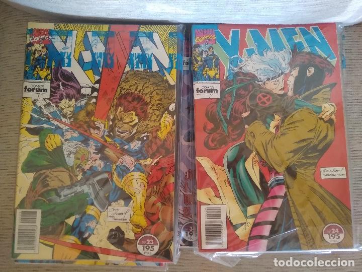 Cómics: X-MEN VOL 1. Nº 1 AL 40. COMPLETA. FORUM (Nº 1 EDICIÓN ESPECIAL) - Foto 4 - 267890764