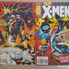 Cómics: LOS ASOMBROSOS X-MEN. Nº 1 AL 4. COMPLETA. FORUM. Lote 267894929