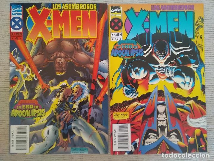 Cómics: LOS ASOMBROSOS X-MEN. Nº 1 AL 4. COMPLETA. FORUM - Foto 2 - 267894929