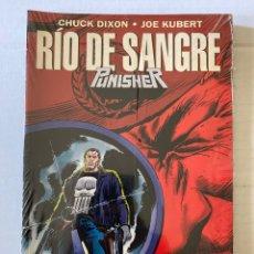 Cómics: RÍO DE SANGRE PUNISHER - DE KIOSKO , PRECINTADO - FORUM. Lote 268030099