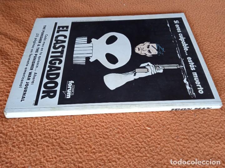 Cómics: IRON MAN EL HOMBRE DE HIERRO 26-27-28-29-30 FORUM - Foto 7 - 268075399