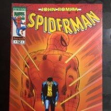 Cómics: SPIDERMAN DE JOHN ROMITA N.12 EL FIN DE SPIDERMAN ( 1999/2005 ). Lote 268116664
