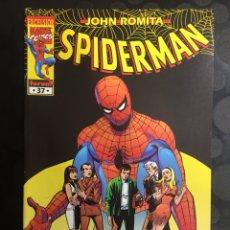 Cómics: SPIDERMAN DE JOHN ROMITA N.37 POR FIN DESENMASCARADO ( 1999/2005 ). Lote 268141644