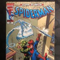 Cómics: SPIDERMAN DE JOHN ROMITA N.39 APLASTAR A LA ARAÑA ( 1999/2005 ). Lote 268143094
