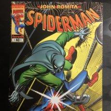 Cómics: SPIDERMAN DE JOHN ROMITA N.40 LA CHICA Y EL MERODEADOR ( 1999/2005 ). Lote 268143749