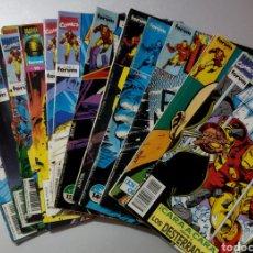 Cómics: LOTE DE 19 NUMEROS CÓMIC IRON MAN.AÑOS 90 INCLUYE 2 EXTRAS. Lote 268175604