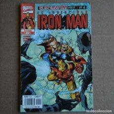 Cómics: EL INVENCIBLE IRON MAN, Nº 22. FORUM. LITERACOMIC.. Lote 268261139