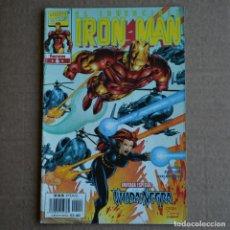 Cómics: EL INVENCIBLE IRON MAN, Nº 6. FORUM. LITERACOMIC.. Lote 268261239