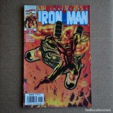 Cómics: EL INVENCIBLE IRON MAN, Nº 5. FORUM. LITERACOMIC.. Lote 268261289